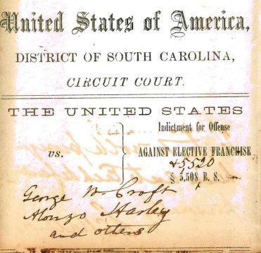 South Carolina Genealogy – Descendants of Rebellion